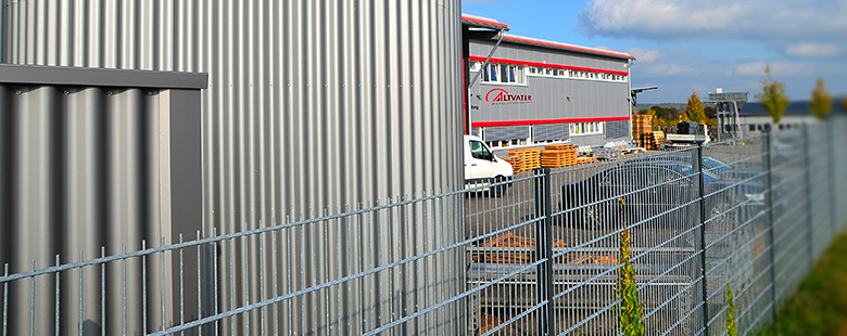 Altvater Firmensitz Nufringen