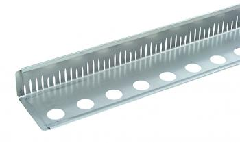 Kiesfangleisten Aluminium